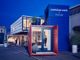 Containerwerk convinces at Milan Design Week 2018