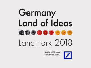 Winner at the Land of Ideas Award 2018