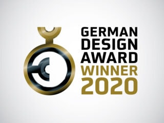 WINNER beim GERMAN DESIGN AWARD 2020