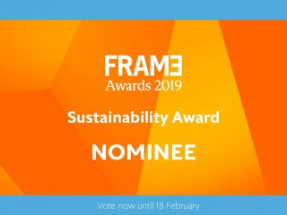 Containerwerk shortlisted for Frame Awards 2019