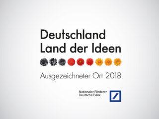 Gewinner beim Land der Ideen Award 2018