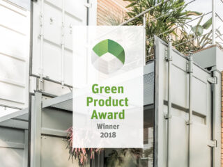 Containerwerk @ Green Product Award