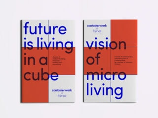 future is living in a cube – magazin